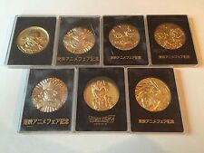 ORIGINAL DRAGON BALL GOLDEN MEDALS Akira Toriyama no Super - WORLD EXCLUSIVE