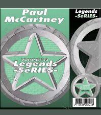 KARAOKE CDG  LEGENDS SERIES  VOL 123  PAUL McCARTNEY 17 TOP TRACKS