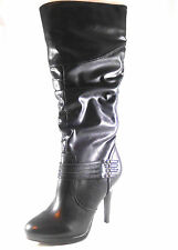 STYLE & CO (LINDIE BLACK KNEE HIGH BOOT) WOMENS SIZE 9.5 BRAND NEW!!!
