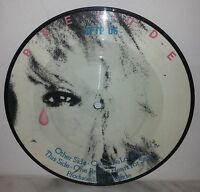 "7"" 45 GIRI  PRELUDE - ONLY THE LONELY / ONE BROKEN HEART FOR SALE - PICTURE DISC"