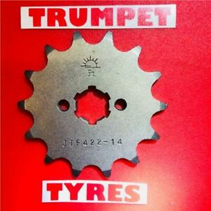 YAMAHA BW350 88 FRONT SPROCKET 14 TOOTH 520 PITCH JTF422.14