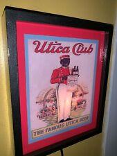 Utica Club Sambo Beer Bar Tavern Man Cave Lighted Advertising Sign