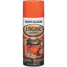 (2 PACK) RUSTOLEUM STOPS RUST ENAMEL ENGINE PAINT - VARIOUS COLORS AVAILABLE