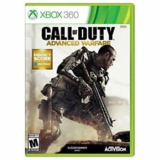 Call Of Duty: Advanced Warfare For Xbox 360 Very Good 7Z