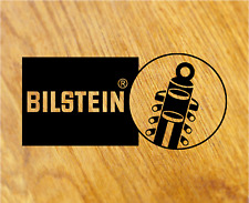 BILSTEIN XXL Aufkleber Sticker 27cm Tuning Decal Auto Motorsport Stoßdämpfer OEM