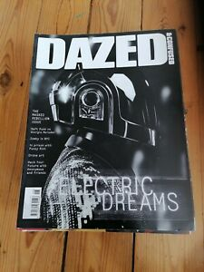 Dazed & Confused Magazine June 2013 DAFT PUNK
