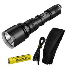 NiteCore MH25GT 1000 Lumen USB Rechargeable LED Flashlight - MH25 Upgrade
