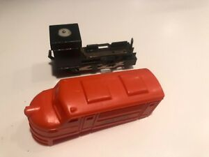 Union Pacific Orange Train Approx HO Scale Electric Battery Operate HELP IDENTIF