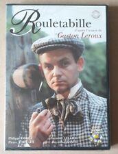 Rouletabille - 2 DVD L'intégrale de la série - Neuf - rare - Yves Boisset