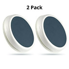 No! No! Hair Removal -2X Replacement Large Buffer For Shaving Hair Remover New