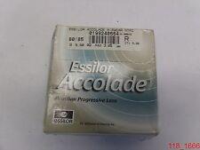 Essilor Accolade Airwear NTPC Premium Progressive Lens 80/85 B 5.50 02 Add 3.25