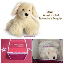 American Girl Beforever Samantha's Dog Jip Tan Cocker Spaniel New in Ag Box