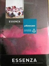 ESSENZA Pillowcase PAIR Cotton CECILIA PINK 50x75cm NEW