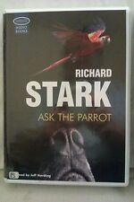 Ask the Parrot: Richard Stark: Unabridged Cassette Narr. Jeff Harding