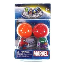 Squinkies Spider-Man Green Goblin Marvel Toys Bubbles Boys 3 years 2012 New