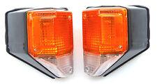 NEW Toyota Land Cruiser FJ 75 1986-1990  turn signal blinker lights set pair