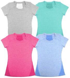 1x Sport- Funktions- Shirt - Kurzarm T-Shirt für Fitness- Gymnastik REA Sport