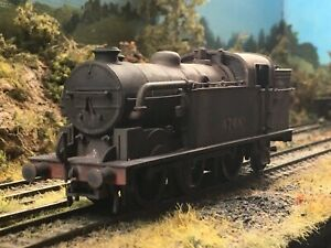 R3465 LNER N2 Professionally Bespoke Weathering by Seller inc real coal