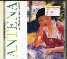 Antena - L'alphabet Du Plaisir - Japan CD - 15Tracks