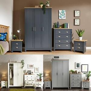 Country Pine Bedroom Furniture Sets With 3 Items In Set For Sale Ebay