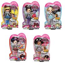 "KUU KUU HARAJUKU G, Baby, Love, Angel, Music 9.5"" Fashion Dolls Complete 5 Set"