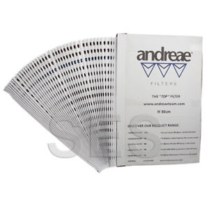 Andreae AF813 Concertina Card Spray Booth Filter 0.9m x 9.14m