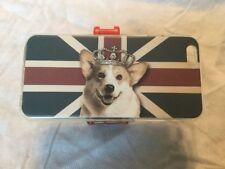 UK Corgi Union Jack The Queen Iphone Case England The Crown