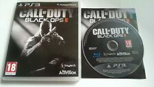 Call of Duty Black Ops II (2) // COD // PS3 // Playstation 3 // Completa