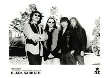 Black Sabbath - Promo Photo 1995 - Tyr - Headless Cross - Cross Purposes