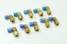 Conectores de compresión para mangueras y tuberías