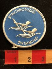 Swim Patch SYNCHRONIZED SWIMMING S83E