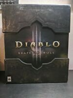 Diablo 3: Reaper of Souls Collector's Edition PC No Game or Digital Goods