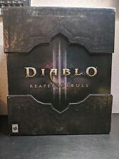 Diablo 3: Reaper of Souls Edición coleccionista sin juego de PC o contenido digital