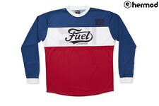 Fuel Motorcycles 102 Enduro Jersey - Red/Blue