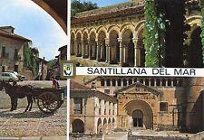 Alte Postkarte - Santillana del Mar