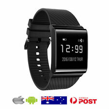 Fitness Tracker With Heart Rate Sleep Monitor Blood Pressure Smart Watch X9plus