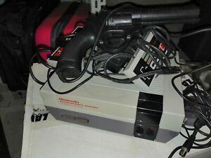 Nintendo 8 Bit con lightgun