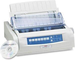 Oki MICROLINE 420 Dot Matrix Printer (62418701)