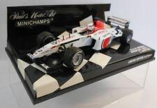 Voitures des 24 Heures du Mans miniatures blancs MINICHAMPS