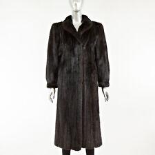 Ranch Mink Fur Coat - Size XS