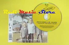 CD Singolo PSYCHED UP JANIS I died in my teens 1995 uk ISLAND no lp mc dvd (S14)