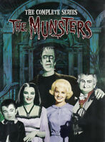 The Munsters: The Complete Series (Boxset) New DVD