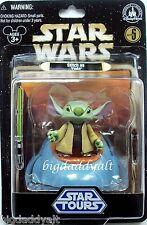 NEW Disney Star Wars Tours Series 6 Stitch as Yoda Figure Wave 6 Exclusive