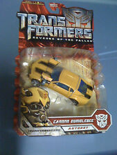 Transformers Rotf Cannon Bumblebee Deluxe Class New Free Ship Us