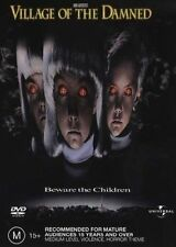 Village Of The Damned Linda Kozlowski Christopher Reeves Kirstie Alley DVD