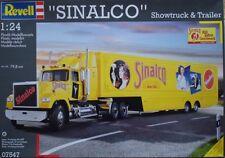 KIT REVELL 1:24 CAMION TRUCK SHOWTRUCK SINALCO ART 07547