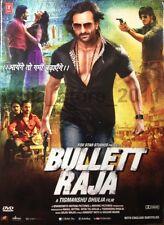 Bullet Raja (2013) Bollywood Movie DVD ALL/0 Saif Ali Khan / English Subtitl
