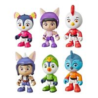 Playskool Top Wing Collector Pack - Includes 6 Character Action Figures