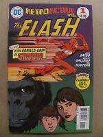 Flash Retroactive 1970's #1 DC Comics 2011 One Shot 9.6 Near Mint+