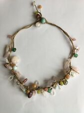 beaded necklace 18 Inches Handmade